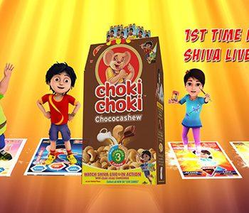 Choki Choki Lineup
