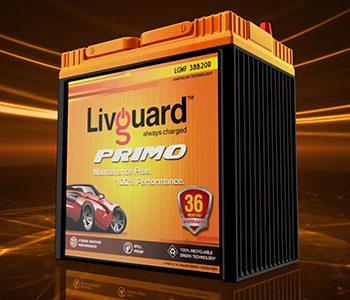 LivGuard Car Battery
