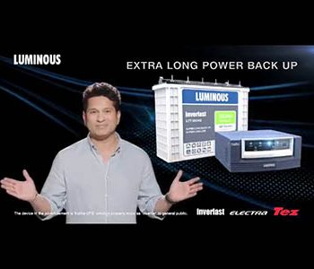 LUMINOUS PAWER BACKUP