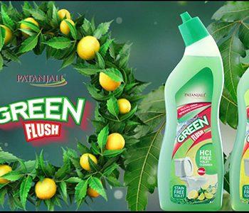 Patanjali Green Flush